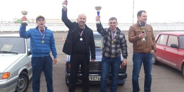 Победа на «Джимхана 2015″