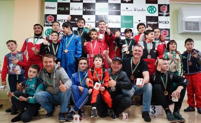 Новые победы СТК «Эльбрус»