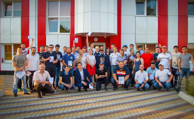 Региональный семинар спортивных судей первой, второй и третей категорий