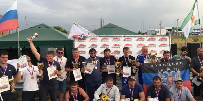 2-й этап чемпионата Республики Ингушетия и 2-й этап чемпионата СКФО по дрэг-рейсингу