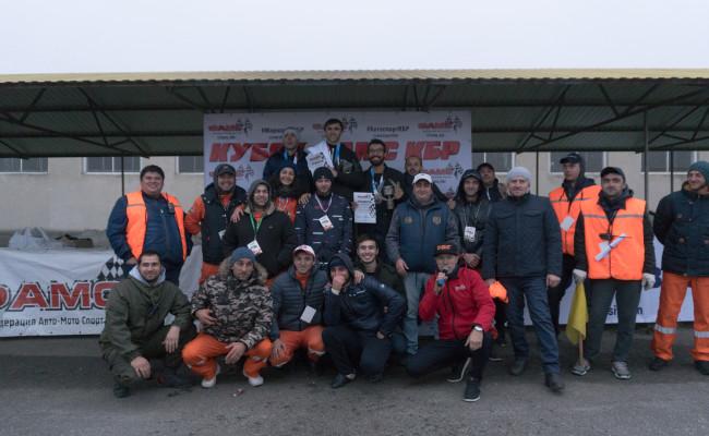 Кубок ФАМС КБР достался представителю Кабардино-Балкарии